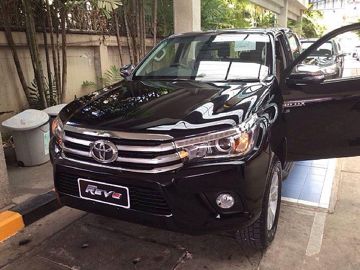 Toyota Hilux revo 2016  – Auto-Line